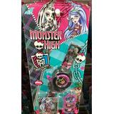 Relojes Para Niñas Peppa Pig Frozen Monster High