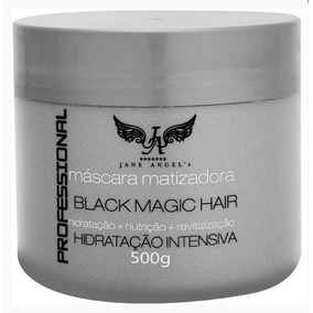 Máscara Matizadora Black Magic Hair Jane Angels 500g