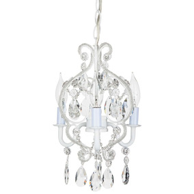 Mini Candelabro Colgante 3 Luces Hamptom Bay
