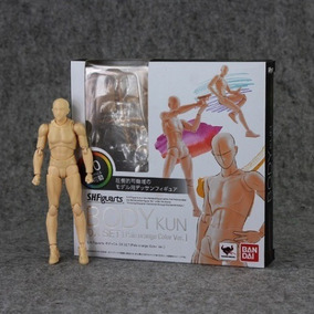 Figuarts Body Kun Boneco Homen 13 Cm Action Figure
