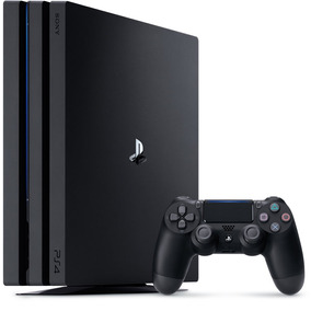 Ps4 Pro 4k 1tb Playstation 4 Pro Hdr Sony 7115b Original