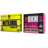 Metildrol Man E Metildrol Woman - Promoção Kit