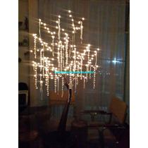 Árbol De Los Deseos Con 160 Luces Y Base. Envío Gratis.