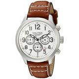 Reloj Nautica N19586g Multifunción Analogo ¡envio Gratis! - Relojes ... 6cda24a14d98