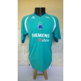 Camisa Futebol De Treino Do Cruzeiro - Topper