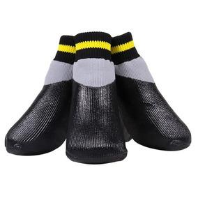 Cão Sapato Impermeável Tênis Chuva Antiderrapante Tam 6