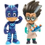 Catboy Y Romeo - Pj Masks - Heroes En Pijamas Original