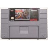 Super Castlevania 4 Snes Super Nintendo Consola Generico