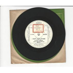 Etta James 1968 I Got You Babe - Compacto Ep 46