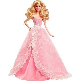 Barbie Collector Feliz Aniversário - Mattel