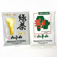 Chá Verde E Chá Bancha Japonês Yamamotoyama 200g
