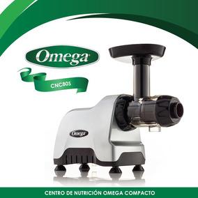 Extractor Horizontal Centro De Nutrición Omega Cnc80s