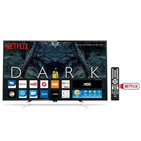 Tv Led Aoc 50 Smart Tv Ultra Hd 4k