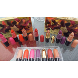 Set Labiales Mac