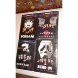 Scream La Saga Completa En Dvd Wes Craven Envío Gratis