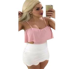 Body Feminino Com Babado Recortes Na Lateral Moda Verão 2017