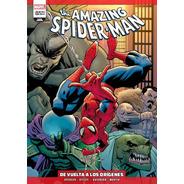 Cómic, Amazing Spiderman Vol. 1 De Vuelta A Los Orígenes