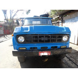 D60 Ano 1984 Motor Mb 1113