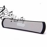 Parlantes Speakers Portables Usb Bluetooth Bateria Recargabl