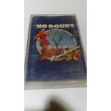 No Doubt Tragic Kingdown Cassete Original.