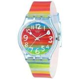 Reloj Swatch Gs124 Plástico Multicolor Unisex