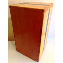 Cajon Flamenco Caja Flamenca 100%madera Percusion