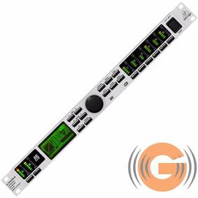 Processador Behringer Ultradrive Dcx2496 Le - Goias Musical