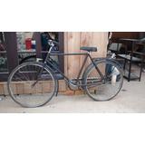 Bicicleta Antiga Inglesa Anos 50/60 No Estado
