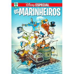 Disney Especial - Ano 2017 - Os Marinheiros - Cx041 E Cx011