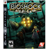 Bioshock - Ps3 - Mercadolider Easy Games