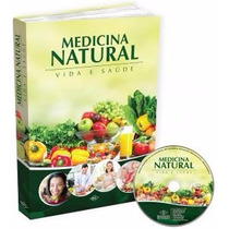 Medicina Natural & Alternativa Livro Impresso Original