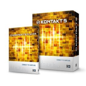 Kontakt 5.5 + Actualización La Ultima Version Full Licencia