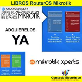 Libros Curso Completo Mikrotik Academy Xperts