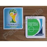 Patch Oficial Copa Do Mundo 2014 - Brasil