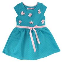 Vestido Elegante Infantil Bebe Tierno Hermoso Evento Vintage