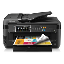 Impresora Multifuncional Tabloide A3 Epson Wf-7610 Nueva