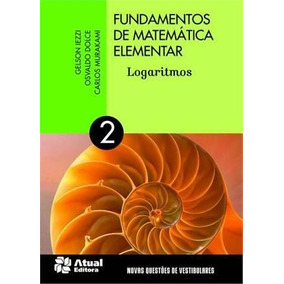 Fundamentos De Matematica Elementar, V.2 - Ensino Médio - In