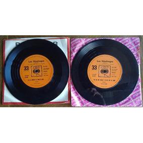 Dos Discos De Vinilo De Los Náufragos. Singles