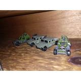 Humvees Y Boogies Matchbox