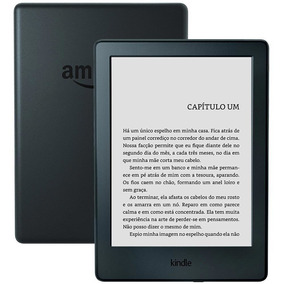 Kindle 8 Geracao Wi-fi Com Tela 6 Wi-fi 4gb Amazon Preto