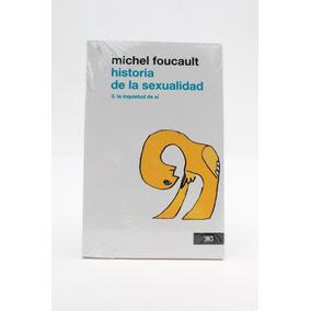 Historia De La Sexualidad 3 Tomos Michel Foucault B3+