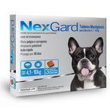 Nexgard Perros 4,1 A 10 Kg X 3 Tabletas (envío Gratis)