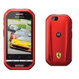 Celular Nextel Ferrari I867 Vermelho Android 2.1 Wifi
