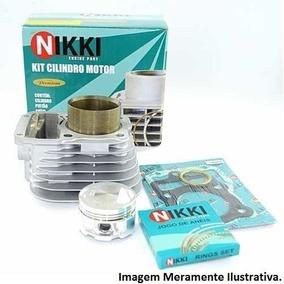 Kit Motor Cilindro Pistão E Anéis Honda Crf 230 Promoção!!!