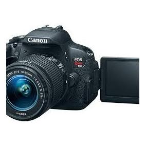 Camara Canon T5i Lente 18-55 Nueva Garantia !!