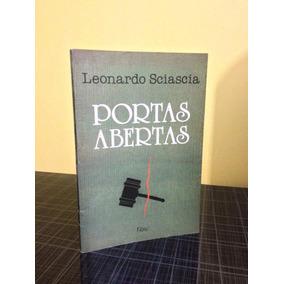 Livro Portas Abertas Leonardo Sciascia
