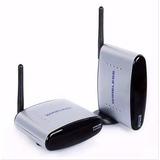 Transmissor De Vídeo Receptor Wireless Rca 2.4 Ghz Extensor