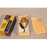 Viejo, Retro Vintage Microfono Cristal Rion Japón 225