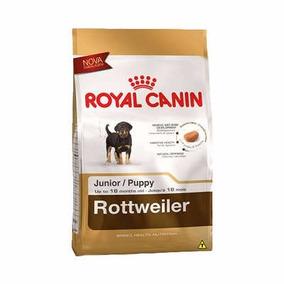 Ração Royal Canin Para Cães Filhote Da Raça Rottweiller - 12