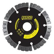 Disco Corte 180mm Segmentado Diamantado Mamposteria Barovo